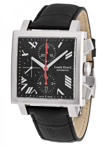 Louis Erard La Carree Automatic Chronograph 77504AS02.BDC33