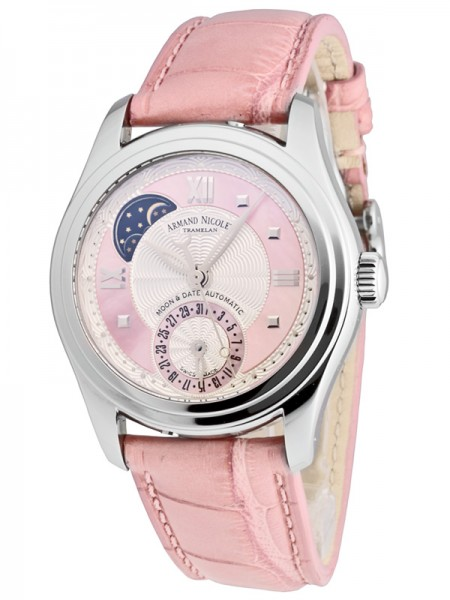 Armand Nicolet M03 Moonphase & Date 9151A-AS-P915RS8