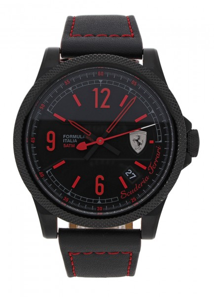 Scuderia Ferrari Formula Italia S Datum Quarz 830271