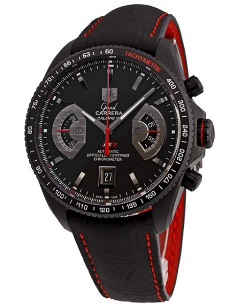 TAG Heuer Grand Carrera Chronograph CAV518B.FC6237
