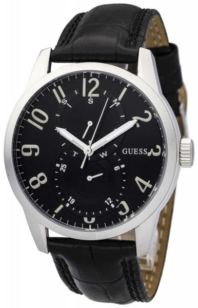 Guess Inner Circle Day-Date W95127G1