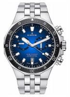 Edox Delfin Chronograph Datum Quarz 10109 3M BUIN