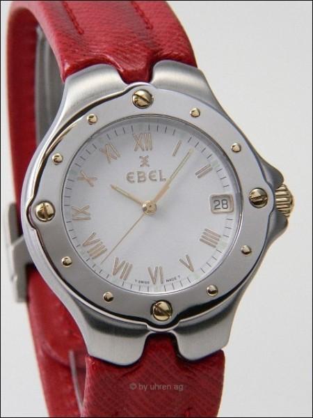 Ebel Sportwave Senior Quarz 6187631/02a36517