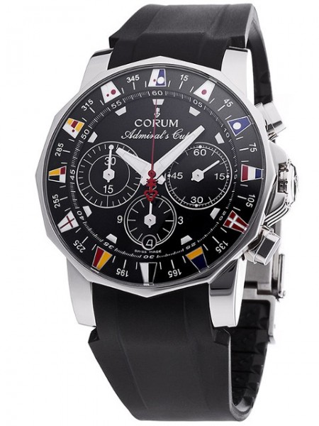 Corum Admiral's Cup Chronograph COSC 985-641-20-F371 AN41