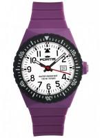 Fortis Colors C705.C14 Purple 42mm Quarzwerk