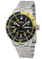 Fortis Aquatis Marinemaster Day/Date Yellow 670.24.14 M