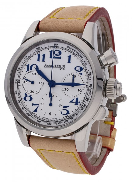 Eberhard & Co Tazio Nuvolari Vanderbild Cup Chronograph 31045.1 CPD
