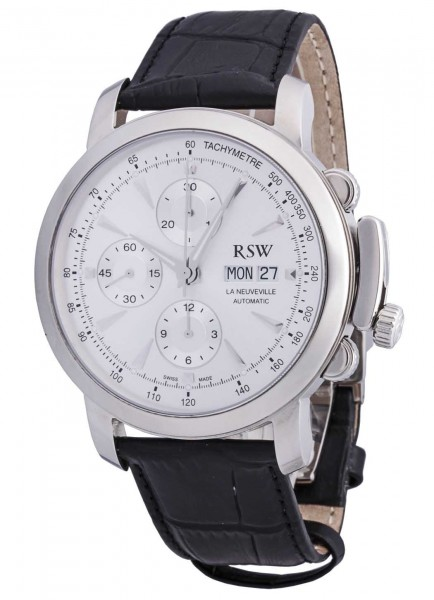 RSW La Neuveville Chronograph 4345.BS.L1.5.00