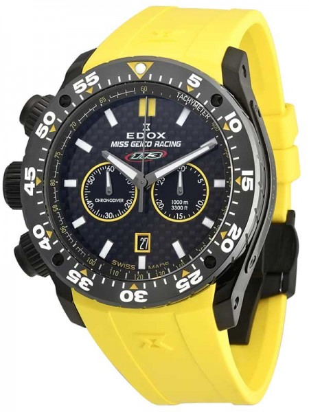 Edox Miss Geico Racing Limited Edition Chronograph 10304 37NJ NJ