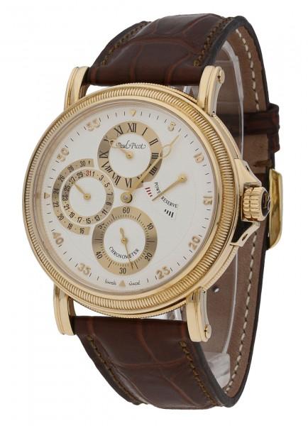 Paul Picot Atelier Regulateur Datum Gangreserve-Anzeige Automatik Chronometer P3040.RG.7204