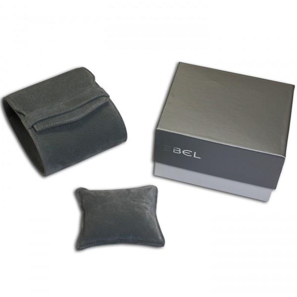 Ebel Original Uhrenbox Uhrenkiste Grau
