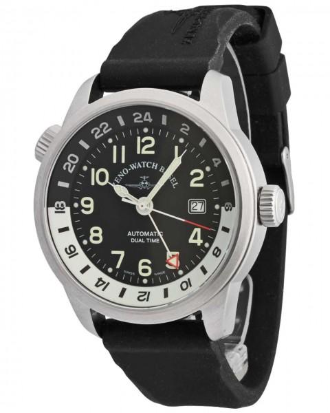 Zeno-Watch Basel Fellow GMT Dualtime 6304GMT-a1