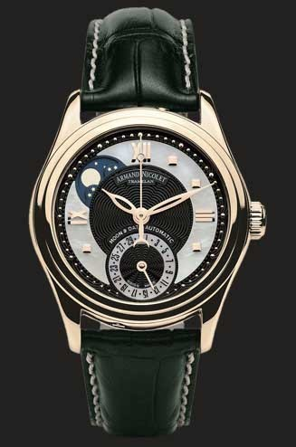 Armand Nicolet M03 Moonphase & Date 7151A-NN-P915NR8