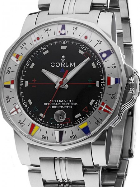 Corum Admiral's Cup Chronometer 982-630-20-V785-AN32