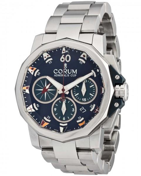 Corum Admiral's Cup Challenger 44 Chrono 753.693.20/V701 AB92