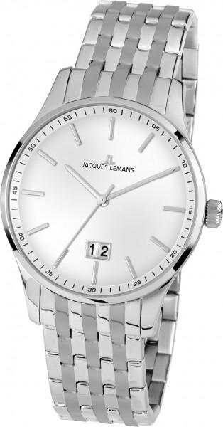 Jacques Lemans Classic London Datum Quarz 1-1862N