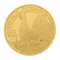 16 Gramm Gold Österreich - 100 Euro
