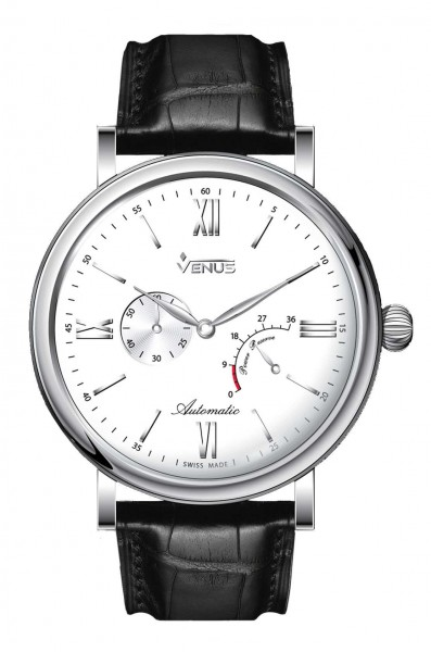 Venus Limited Edition 111 years Anniversary Automatik Power Reserve VE-2102A1-4R3-L2