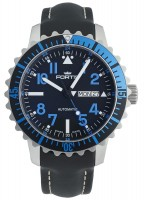 Fortis Aquatis Marinemaster Day/Date Blue 670.15.45 L.01