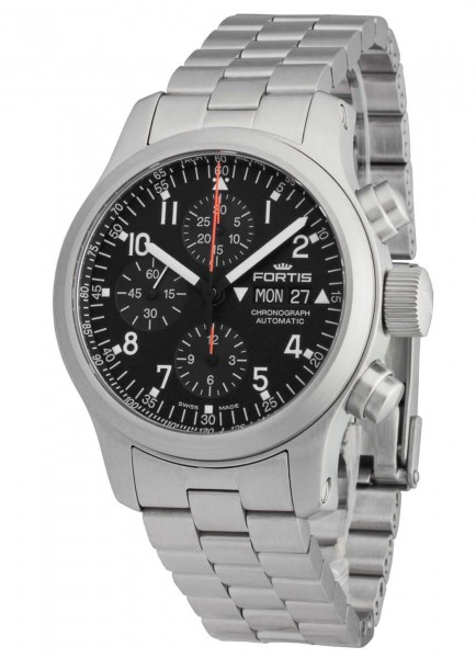 Fortis B-42 Pilot Professional Automatik Chronograph 635.10.11 M