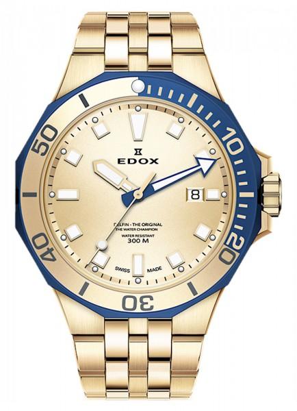 Edox Delfin Datum Quarz 53015 357JBUM DI
