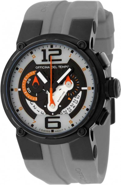 Officina del Tempo Racing Chronograph OT1051-1241GOG