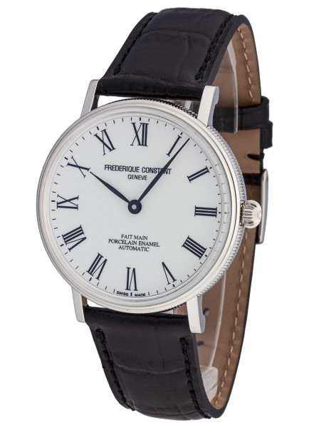 Frederique Constant Classics Art Of Porcelain Limited Edition FC-302P4S6