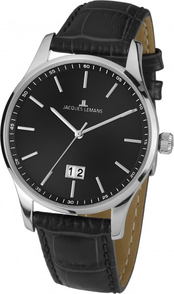 Jacques Lemans Classic London Datum Quarz 1-1862A