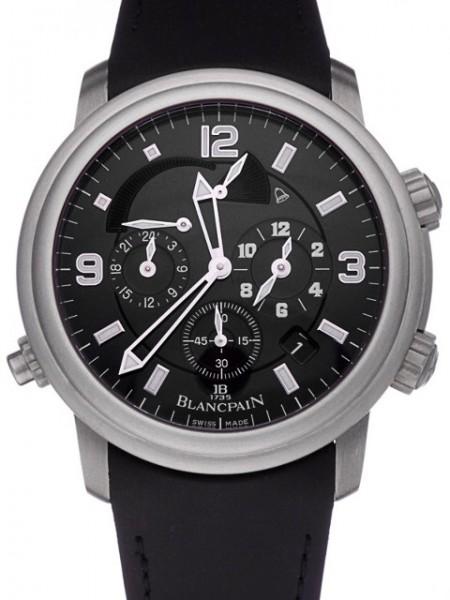 Blancpain Leman GMT Alarm 2041-1230-64b