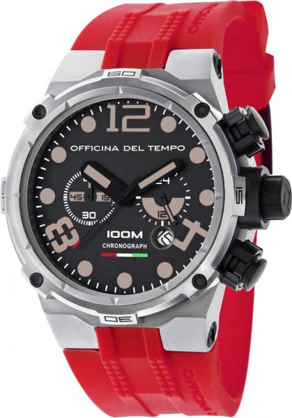Officina del Tempo Super Power Chronograph OT1040-1421NKR