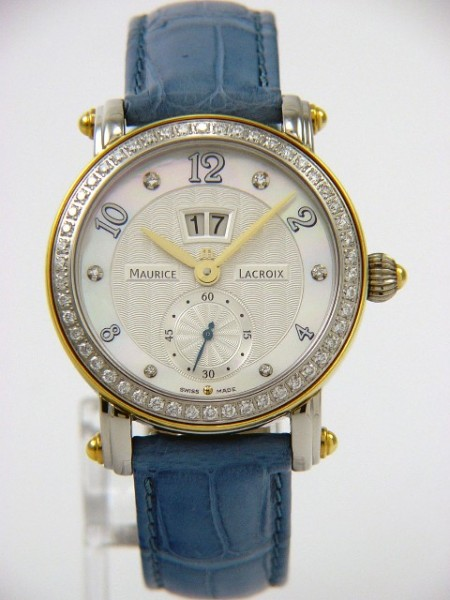 Maurice Lacroix Masterpiece Grand Guichet Dame MP6016-DY501-170