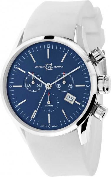 Officina del Tempo Business Chronograph OT1038-1101BW