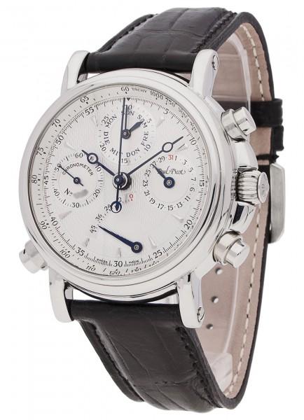Paul Picot Technicum Rattrapante Chronograph Datum Wochentag Automatik Chronometer P7018G20.771