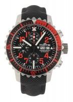Fortis Aquatis Marinemaster Chronograph Rot 671.23.43 LP