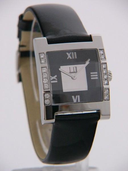 Alfred Dunhill Square Facet 16 Diamanten DQ8100AM