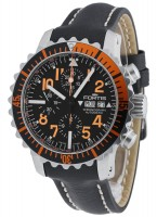 Fortis Aquatis Marinemaster Chronograph Orange 671.19.49 L.01