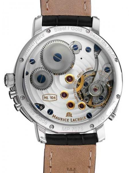 Maurice Lacroix Masterpiece Lune Retrograde MP7078-PS101-120