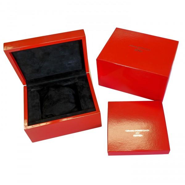 Girard Perregaux 'Pour Ferrari' Original Uhrenbox Uhrenkiste