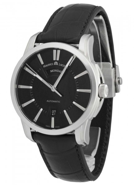 Maurice Lacroix Pontos Day-Date Automatic PT6158-SS001-33E