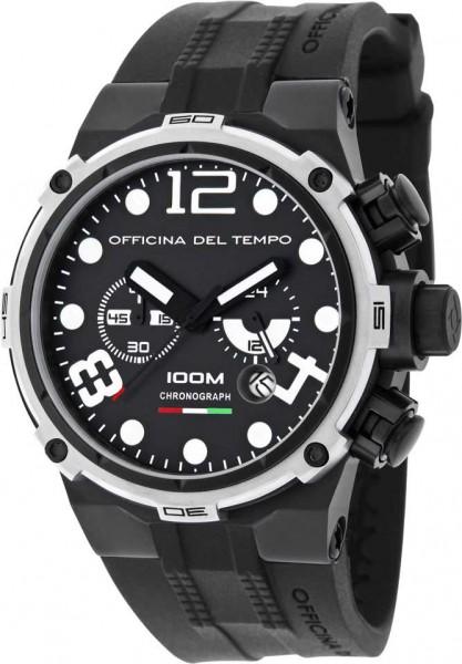Officina del Tempo Super Power Chronograph OT1040-1521NWN