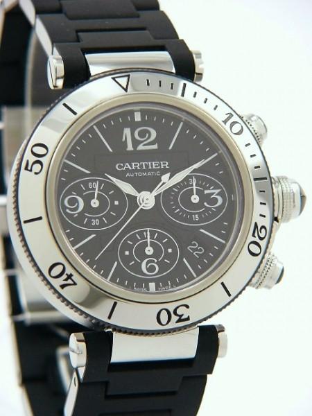 Cartier Pasha Seatimer Automatik W31 88 U2