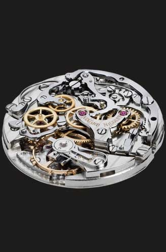 Armand Nicolet L07 Chrongraph Two Counters 9649A-AG-P964MRT2