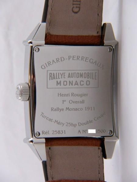 Girard Perregaux Vintage 1945 Monaco 1911 25830-11-821-tdca