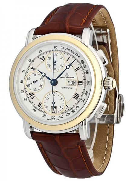 Maurice Lacroix Masterpiece Croneo MP6318-YS101-11G BR