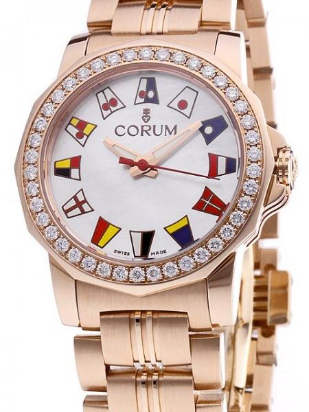 Corum Admiral's Cup Gold/Diamanten 039-440-85-V780 PN14