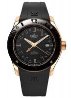 EDOX Chronoffshore 1 GMT Worldtimer Automatik 93005 37R NIR
