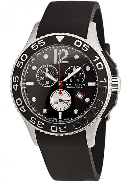 Hamilton Khaki Chronograph H64512332
