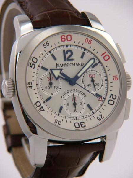 Daniel JeanRichard Chronoscope 25030-11-80A-AAED