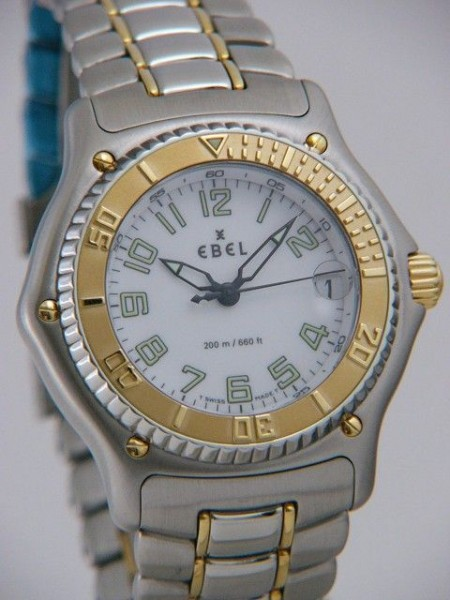 Ebel Discovery Senior Quarz 1187341/0665P