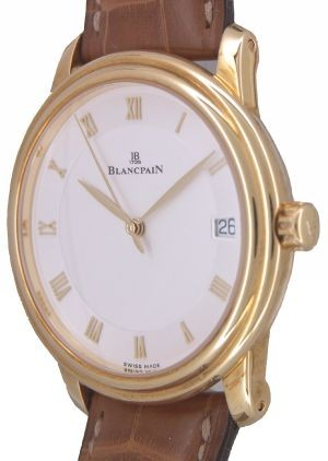 Blancpain Villeret Ultra-Slim 1158-1442-55